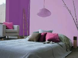 couleur de chambre tendance tendance couleur chambre violet vert