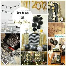 New Years Eve Party Table Decorations by 25 New Years Eve Party Ideas That Pop Tip Junkie