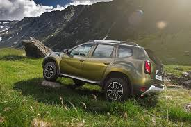 dilip chhabria modified jeep new renault duster in the mountains of romania renault