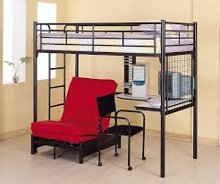 Futon Bunk Bed Ikea Bunk Bed With Desk Underneath Ikea Bed Post Id Hash