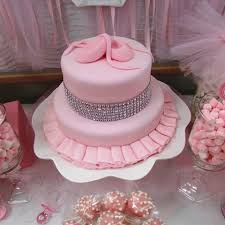 tutu baby shower cakes tables sweet designs