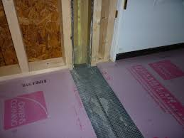 Installing Laminate Flooring On Plywood Subfloor Installing The Subfloor Tin Can Cabin