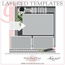 templates for scrapbooking scrapbook designs free printable right click layout