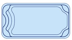Piscine Coque 6x3 Piscine Coque Polyester Rectangulaire 6x3 Environ Pour Filtration