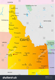 Idaho Falls Map Idaho Location On The Us Map Current Time In Us Time Zones Time