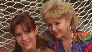 q u0026a debbie reynolds and carrie fisher discuss hollywood families