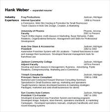 Sample Consulting Resume by Consultant Resume Template 8 Free Samples Examples Format
