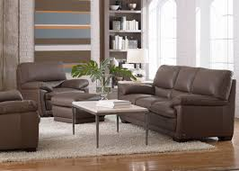 Denver Leather Sofa DARK TAUPE ST Sofa Pinterest - Leather family room furniture
