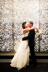 wedding backdrop lights wedding inspiration loverly sweet couples lights