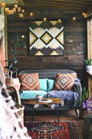 desigual home decor the boho porch makeover barn wood projects porch makeover and