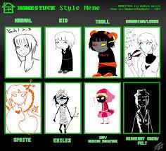 Homestuck Memes - homestuck meme by kuroikawaii on deviantart