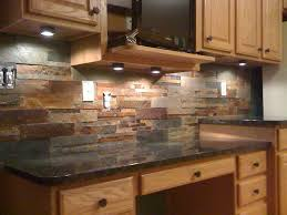 Simple Innovative Stacked Stone Tile Backsplash Best  Stacked - Backsplash stone tile