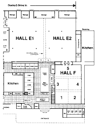 Orange County Convention Center Floor Plan Table Of Contents 1997 Tms Annual Meeting
