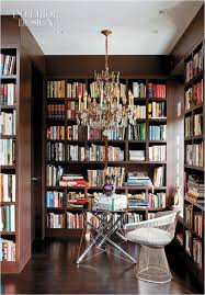 simple small home library and reading room design ideas image 04