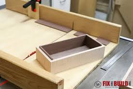 simple wood how to make a simple wooden jewelry box fixthisbuildthat