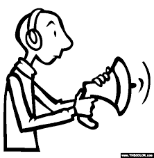 Spy Gadgets Online Coloring Pages Ear Coloring Page