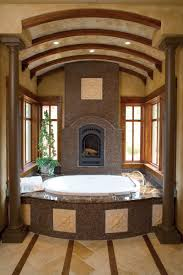 bathroom elegant glass stall shower and apron bathtub with