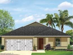 Cape Coral Zip Code Map by Cape Coral New Homes New Construction Homes Cape Coral Cape