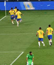 Penalty Flag Football Brazil 3 0 Argentina World Cup Qualification Remains A Serious