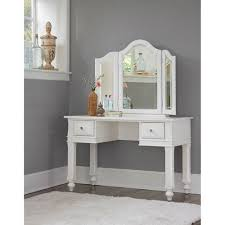 white writing desk bellacor