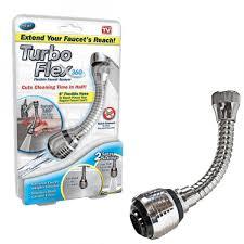 6 Inch Faucet Turbo Flex 360 Sink Faucet Sprayer Jet Stream Or Spray 6 Inch