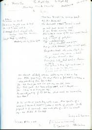 the changing light at sandover journal 14 notes on title forthechanging light at sandover wustl