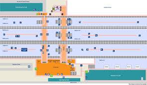 6 Train Map National Rail Enquiries