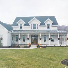 country house plans with porch modern farm house plans with wrap around porch 4 bedroom basement