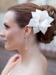 flower hair accessories flower hair accessories wedding day hairstyles wedding