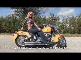 Craigslist Port Angeles Cars 2001 Used Harley Davidson Fat Boy Motorcycles For Sale On