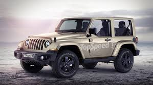 2018 jeep wrangler jl 2 door spied zf 8 speed auto and other 2018 jeep wrangler sport news reviews msrp ratings with