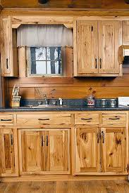 Wood Kitchen Cabinets Assembled Hickory Kitchen Cabinets Hickory Wood Kitchen Cabinets