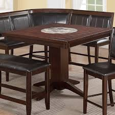 crown mark harrison counter height table with 22