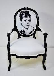 audrey hepburn chair love this i saw one of these on etsy the