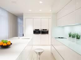 cavill avenue kitchen all white island white glass splashback