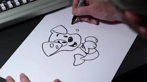 bubble guppies how to draw bubble puppy nick jr uk