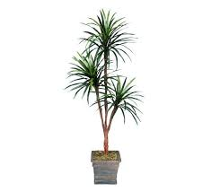 6 yucca x3 artificial palm tree silk plant with no pot ebay