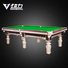 low price pool tables sales standard 8 ball billiard and pool table with low price