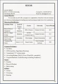 resume format sles for freshers download itunes english cv exle beautiful excellent professional curriculum