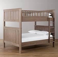 Kenwood FulloverFull Bunk Bed - Full over full bunk bed