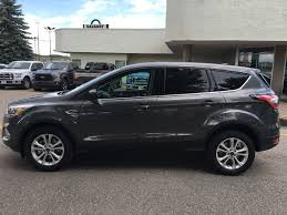 Ford Escape White - new 2017 ford escape se 4 door sport utility in calgary ab 17es0121