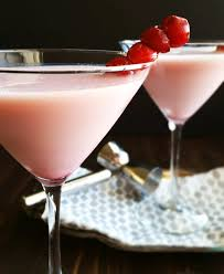 godiva chocolate martini baileys white chocolate cranberry pink martinis 3 yummy tummies