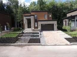 idee amenagement jardin devant maison maison neuve et aménagement extérieur par où commencer plani paysage