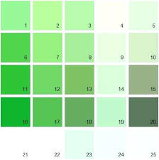 shades of green paint shades of green color paint favorite paint colors for mid century