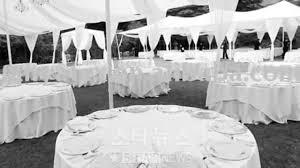 mariage et blanc décoration de la salle du mariage blanc