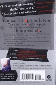 amazon com thirteen reasons why 8580001041087 jay asher books