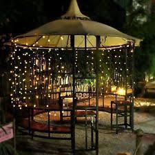 Exterior String Lights by Outdoor Solar String Lights Ebay