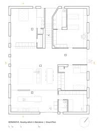 apartment sophisticated bonanova apartment architecture floor all images