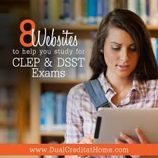 websites to help you study for clep u0026 dsst exams