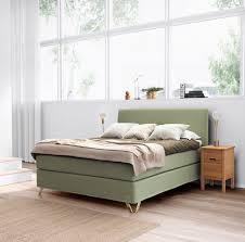 Green Bedrooms Jensen Supreme Continental Bed Fairy Green Jensen Supreme